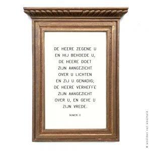 Exclusive Numeri 6 2 christelijke tekst op hout plank bijbeltekst woordenvanwaarheid
