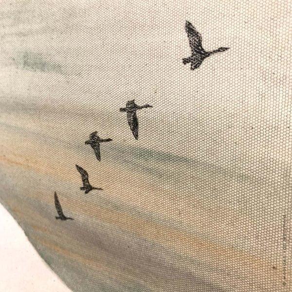 Wandkleed Vogels Rust 1 3 Christelijke kunst op wandkleed woordenvanwaarheid