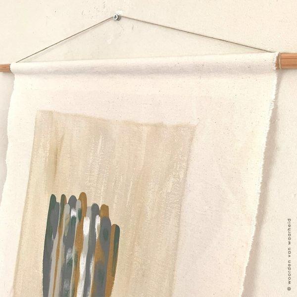 Wandkleed Samen 1 Christelijke kunst op wandkleed woordenvanwaarheid
